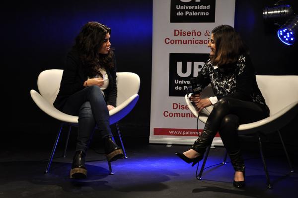 Universidad de Palermo y Vanidades organizaron una charla con Bettina Frumboli