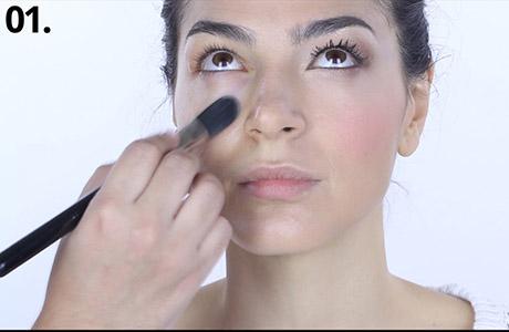 ese da todas las miradas estarn depositadas en ellas por lo que ningn detalle puede quedar librado al azar menos an el make up