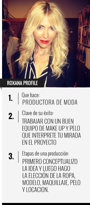 perfil de Roxana Harris