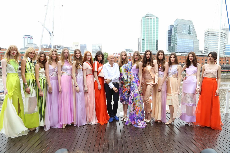 Desfile Fabian  Zitta colección Cruziana ss15 - con el apoyo de HSBC premier (52)