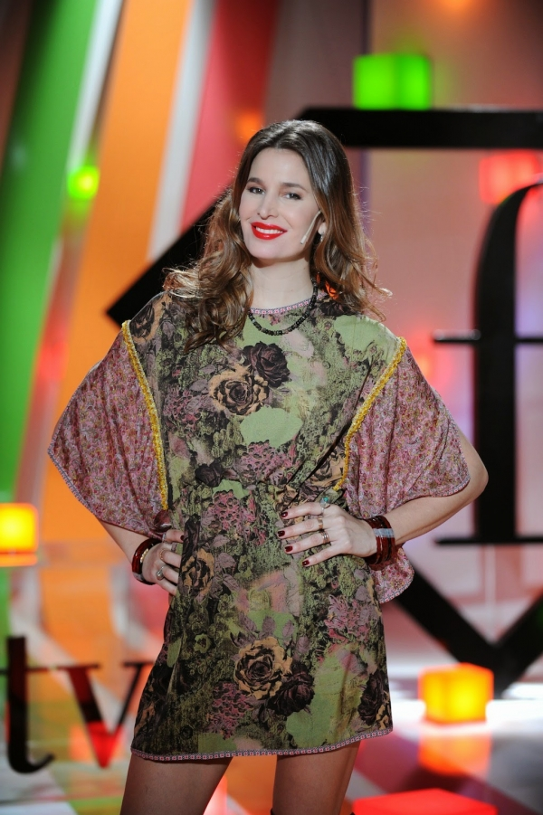 Dolores Barreiro Fashion TV 2