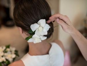 el cuidado del cabello antes de boda
