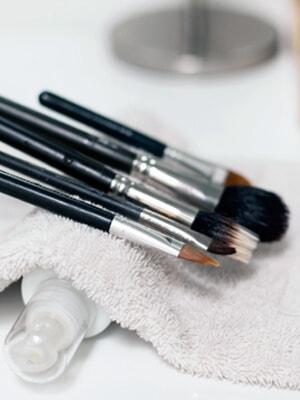 Cuidar los maquillajes