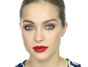 Tutorial de Maquillaje. Tendencia Invierno 2016.