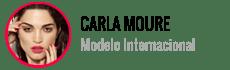Carla Moure modelo internacional