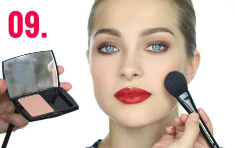 Tutorial make-up tendencia