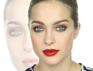 Tutorial paso a paso de maquillaje tendencia