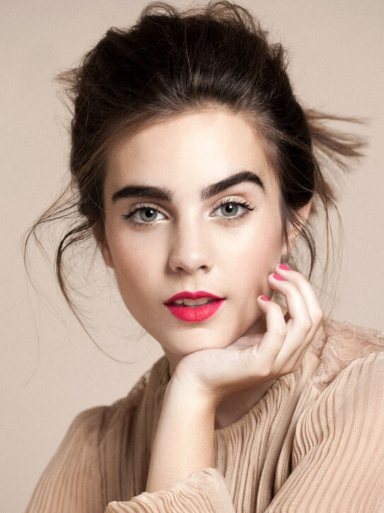 Make-up para pieles maduras