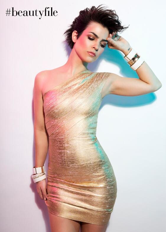 Agustina Cherri para Beauty File