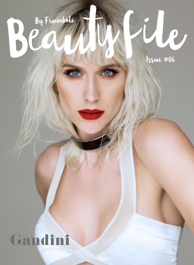 Tapa Beauty File 6 Brenda Gandini