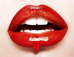 El regreso del lip gloss