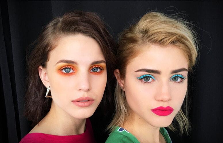 maquillajes primavera verano 2017