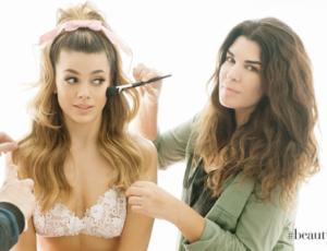 Backstage con Natalie Perez para Beauty File