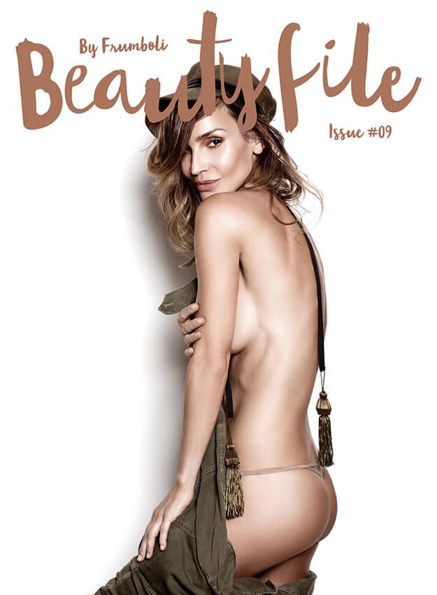 Tapa Beauty File número 9 con Maria Vazquez