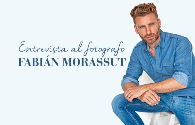 Entrevista al fotografo de moda y beauty Fabián Morassut