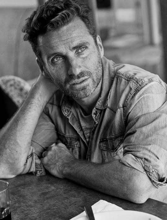 El fotografo argentino Fabian Morassut