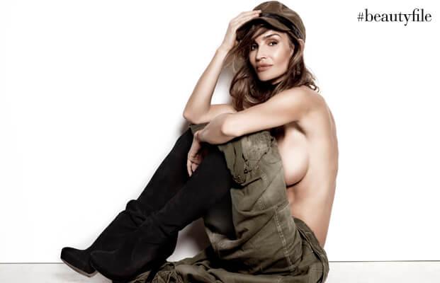 Maria Vazquez sexy para Bettina Frumboli