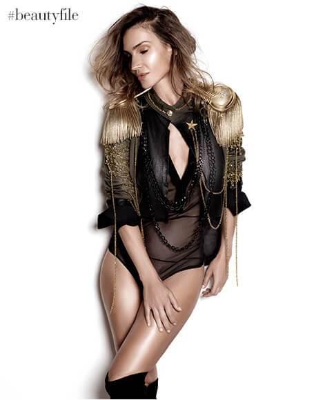 Maria Vazquez sexy para Beauty File