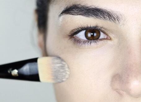 Tip sobre las bases de maquillaje