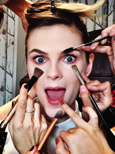 6 Consejos para la carrera de maquilladora
