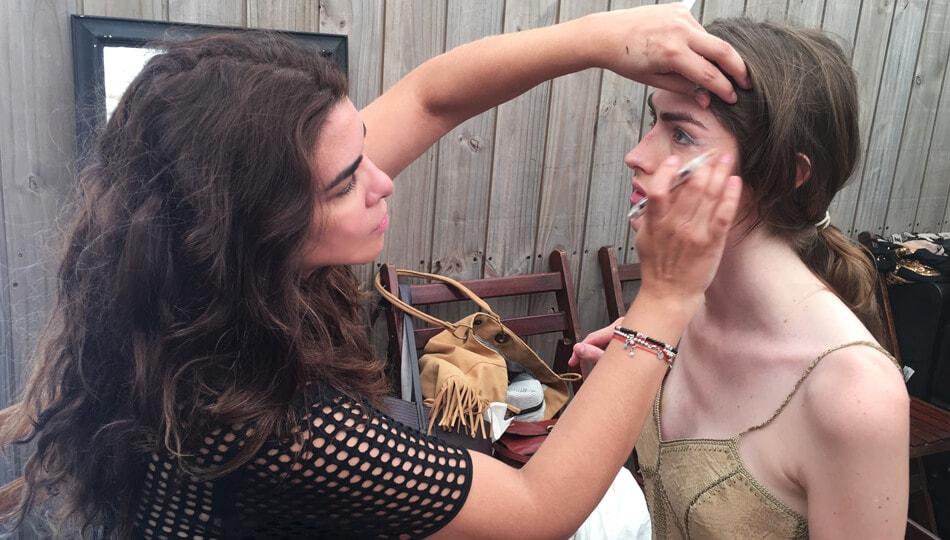 Como lograr exito en la carrera de maquillaje