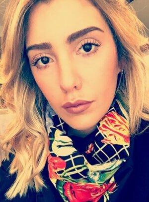 Justina Dubarry, make up artist & hair stylist