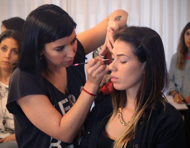 Cursos de Maquillaje de la Escuela Frumboli