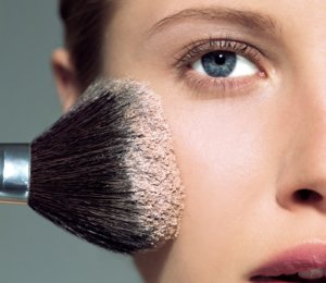 guia para usar polvos de maquillaje