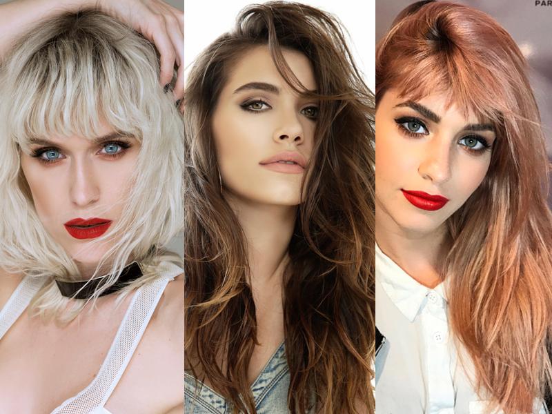 tendencias en color de cabello otoo invierno tendencias revista de maquillaje y pelo bettina frumboli