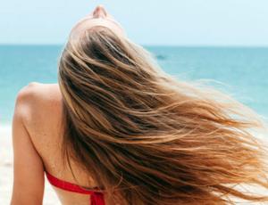 pelo en verano