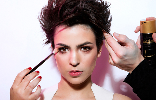 portafolio de maquillaje profesional