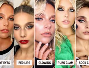 Makeup looks Valentina Zenere