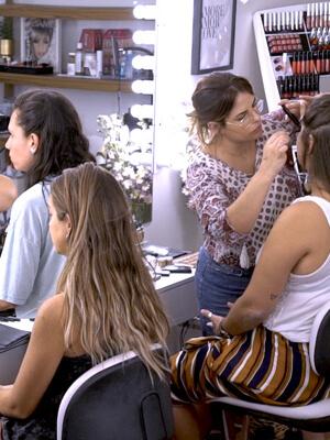 cursos perfeccionamiento en maquillaje de ojos y novias