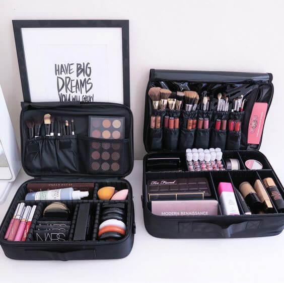 tips makeup artist