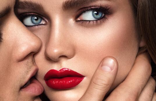 Labios rojos, como elegir tono