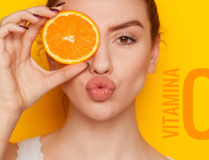Beneficios Vitamina C en cutis