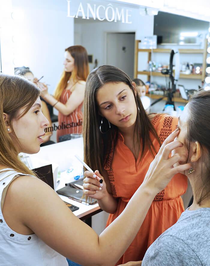 Frumboli escuela de makeup