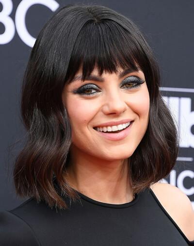Tendencia en cortes de pelo y peinados otoño invierno 2020 - Carre
