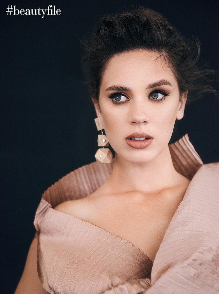 Delfina Chaves - Entrevista y looks