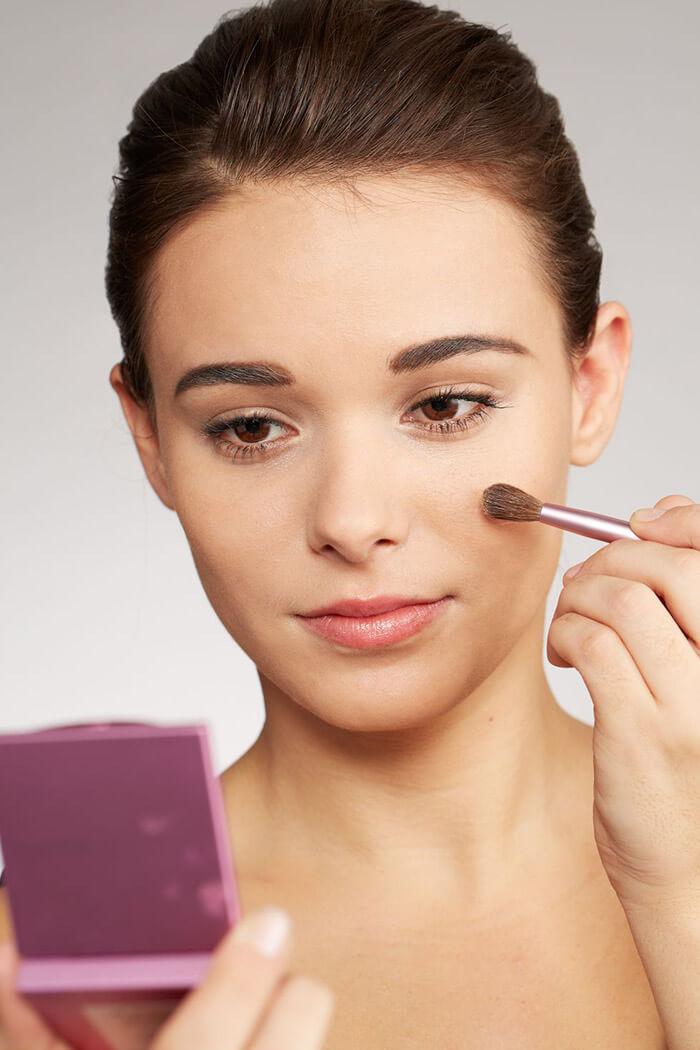 maquillaje rápido en 10 minutos