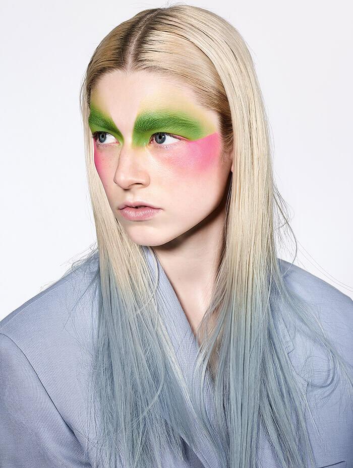 tonos de pelo invierno 2020 - Pasteles
