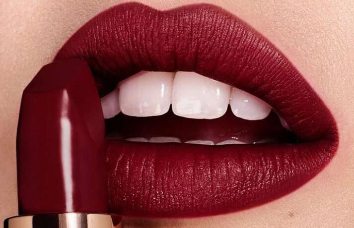 Berry lips