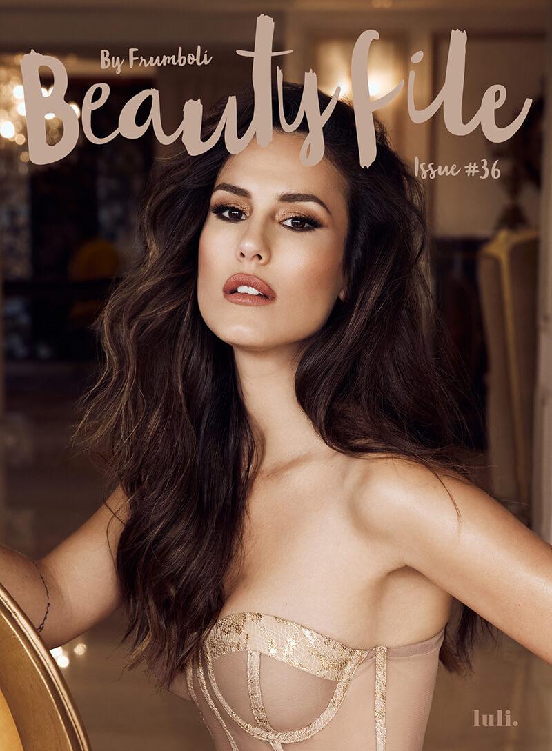 Luli Fernandez Makeup Looks