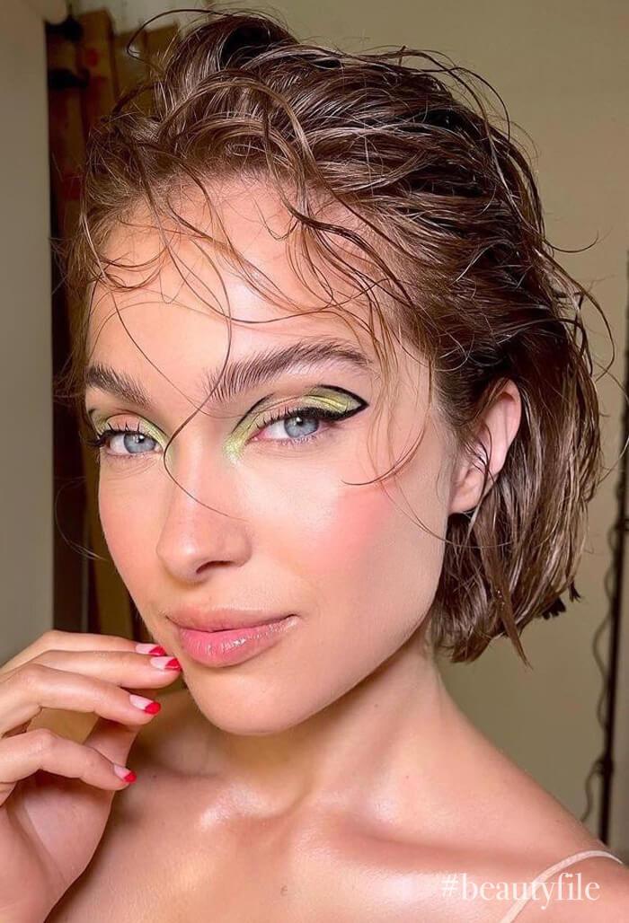 Tendencias de maquillaje otoño-invierno 2021