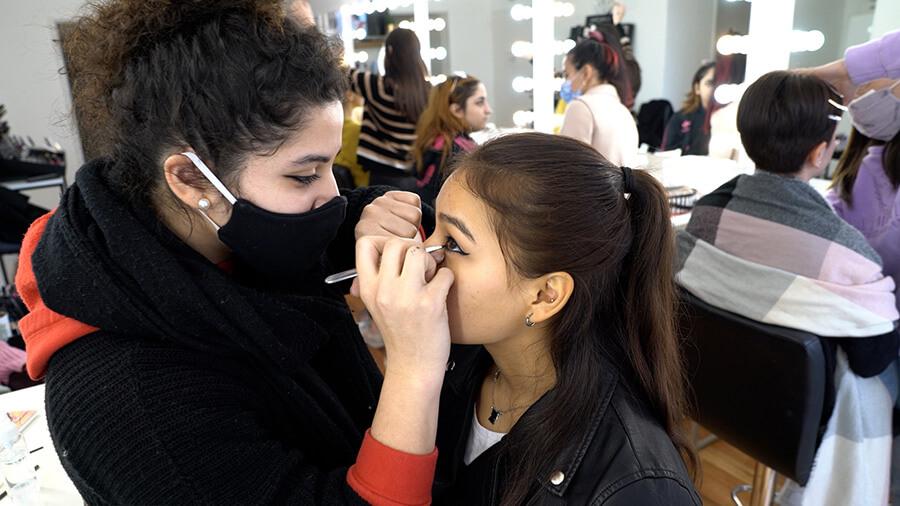 Experiencia de aprendizaje en el Curso intensivo de Maquillaje Profesional
